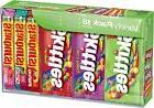 Skittles and Starburst Candy Variety Pack 18 Single Packs