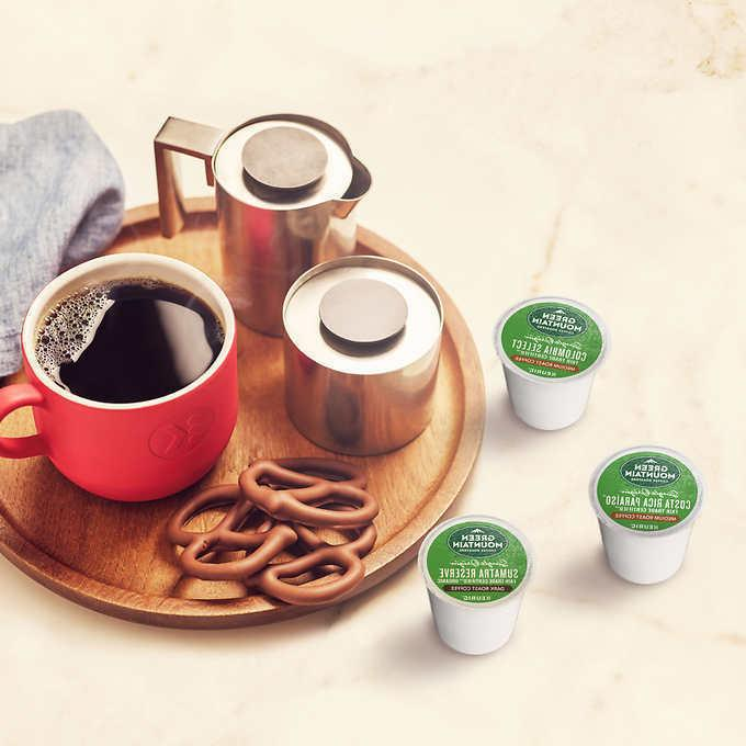 Green Coffee Variety Pack Keurig Pods EDITION