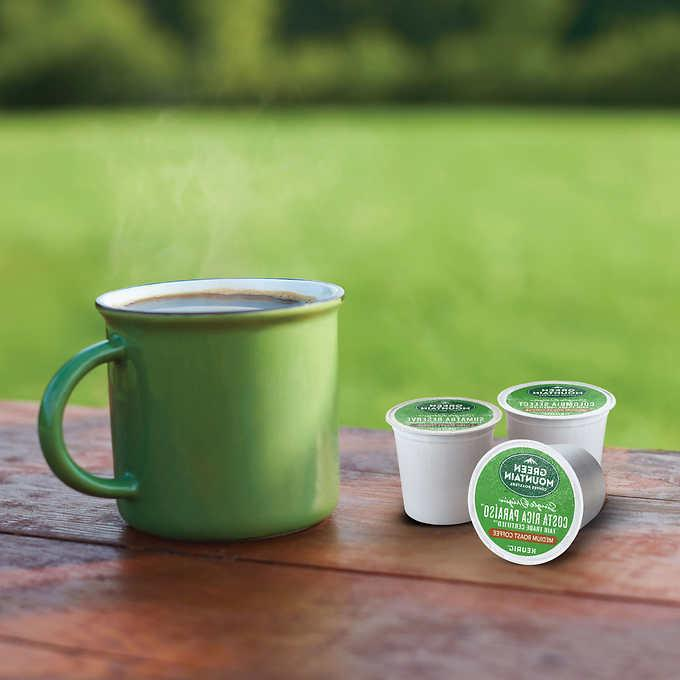 Green Mountain Variety K-Cups Pods