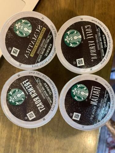 Coffee Pods | Variety Pack | count