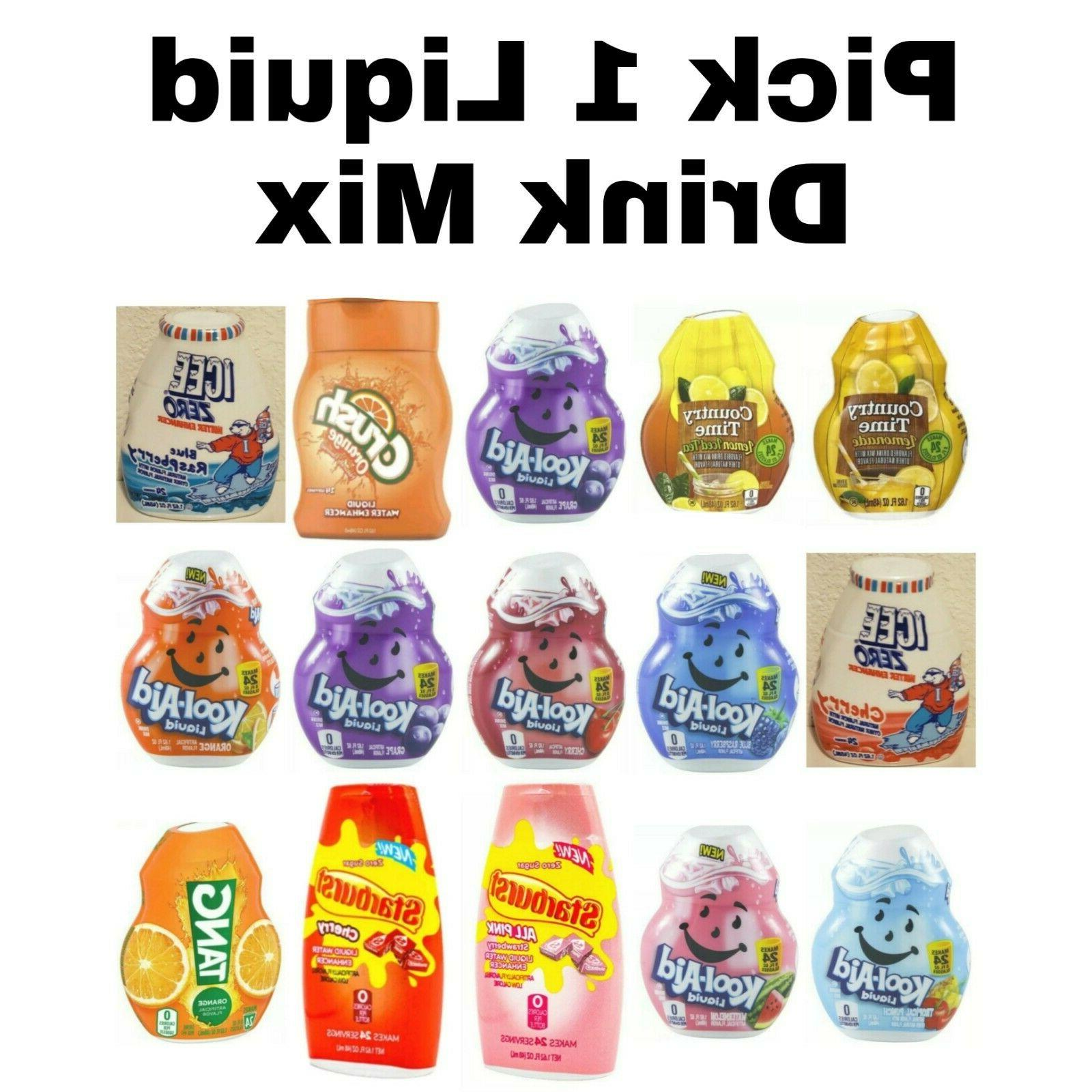 drink mix variety pack sugar free pick
