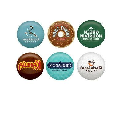 Flavored Variety Pack, Single-Serve K-Cup 40