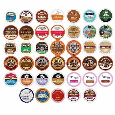 flavored coffee single serve cups