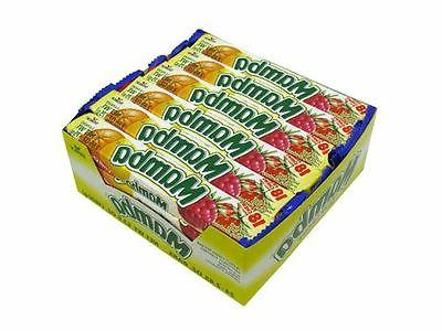 Mamba Fruit Flavored Chewy Candy 24 Packs Of 18 - 432 Pieces