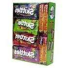 Skittles Starburst Fruity Candy Variety Box 30 Single Packs