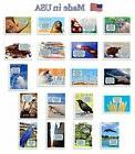FUN FACTS postcard set of 20. Post card variety pack with tr
