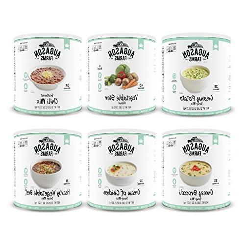 gourmet soup variety kit can