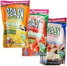Klass Instant Drink Mix Powder Variety Pack of 3 - Rice Stra