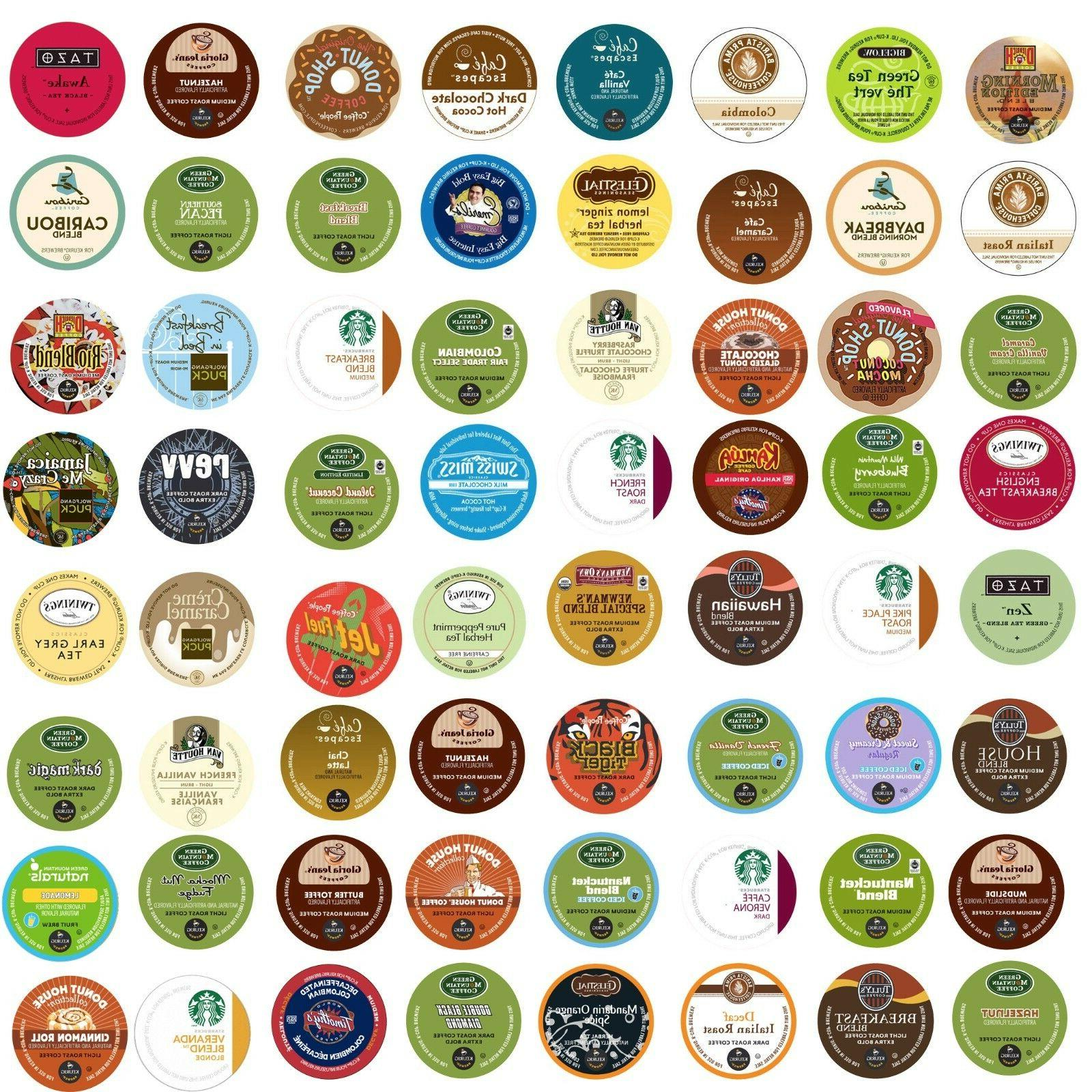 k cup custom variety pack over 150