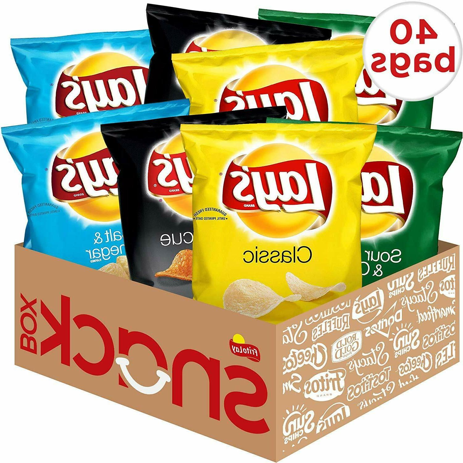 Lay's Pack, 40 Count