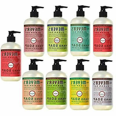 mrs meyers clean day liquid hand soap