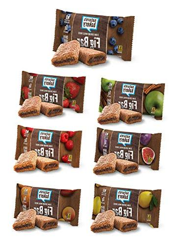 Nature's Whole Wheat Fig Variety Pack Natural Food Variety