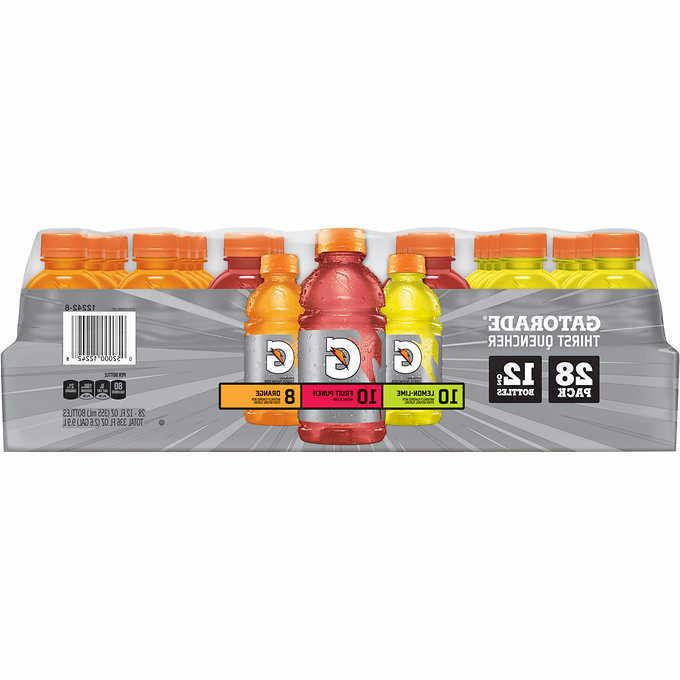 Gatorade Thirst Quencher, Core Variety Pack, 12 fl oz, 28-co