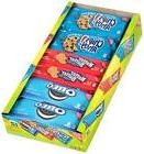 NABISCO OREO/NUTTER/AHOY 12 PACK BOX  2-Pack YUMMY YOU GET T