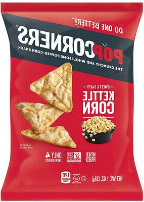 PopCorners Snacks | Gluten Packs White