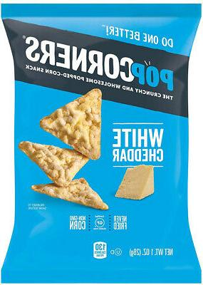 PopCorners Snacks | Packs | White