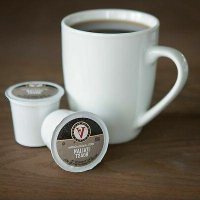 Victor Single Serve Cup Variety Pack of k cups