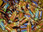 SNICKERS BOUNTY TWIX MARS - Mini Chocolate Bites - Bulk Cand