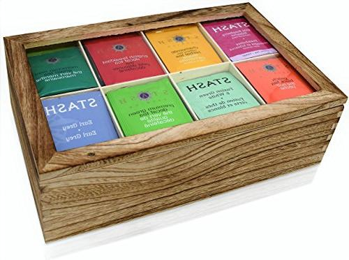 COUNT Pack Box Gift Family, Friends, Coworkers English Breakfast, more