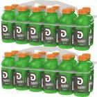 Gatorade Thirst Quencher, Green Apple, 12 Ounce Bottles - Pa