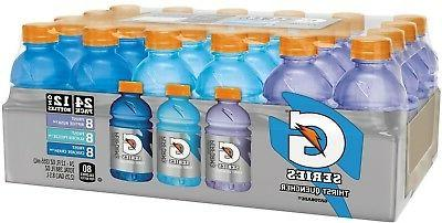 Gatorade Thirst Quencher Sports Drink, Frost Variety Pack, 1