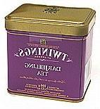 Twinings Black Tea Darjeeling Loose Tea Tin / 100g / 3.5oz.