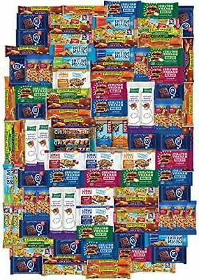 ultimate healthy bar and snacks gift variety