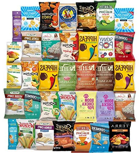 ultimate premium healthy chips and snacks care