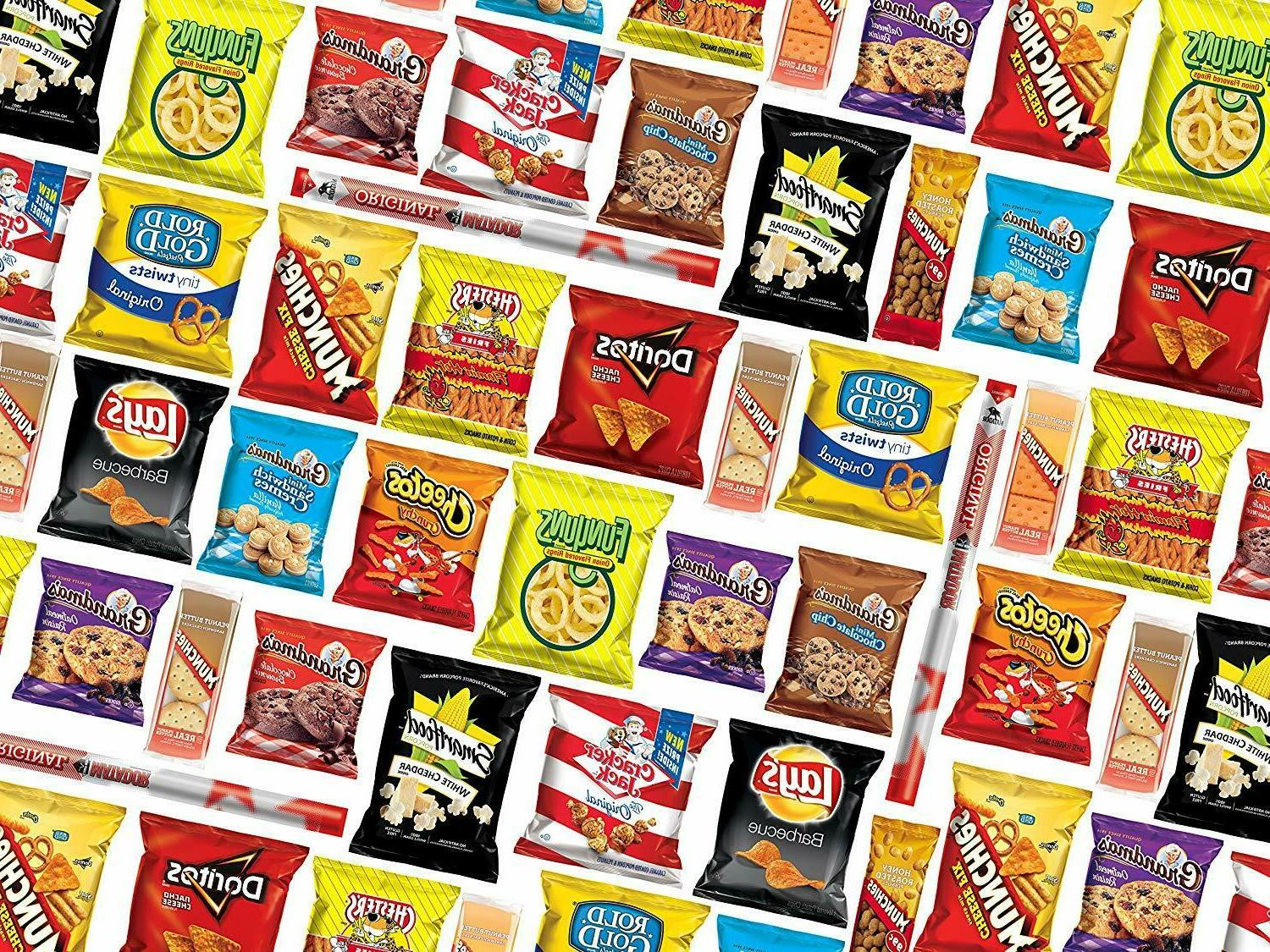 Ultimate Package Assortment Crackers & Count