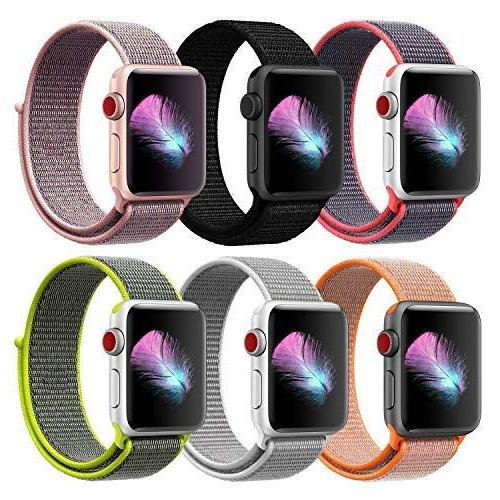 yunsea compatible for apple watch band 38mm