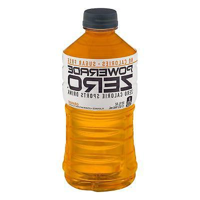 Powerade Zero Drink 0 32 Fl