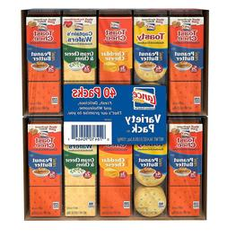 Lance Sandwich Crackers, Variety Pack  pack of 2