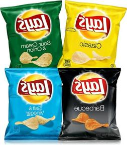 Lay's Potato Chips Variety Pack Bags 40PK 2DAYSSHIP 🇺🇲