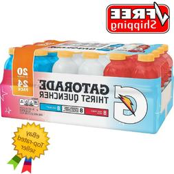 Gatorade Liberty Variety Pack 20oz / 24pk - Free Shipping -