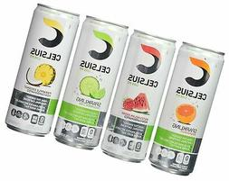 Celsius Live Fit Natural Fitness & Energy Drink 12/12oz Cans