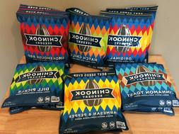 Lot of 11  Chinook Seedery Sunflower Seeds, Variety Pack