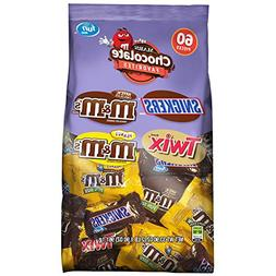 MARS Chocolate Favorites Fun Size Candy Bars Variety Mix 33.