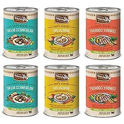 Merrick Classic Recipe Canned Dog Food Variety Pack -  Wilde