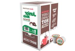 18-Count Junior Mints Mint Hot Cocoa for Single Serve Coffee