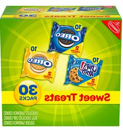 Nabisco Cookies Sweet Treats Variety Cookies with Oreo, Chip