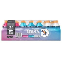 NEW Gatorade Zero, Variety Pack, 12 fl oz, 28-count FREE SHI