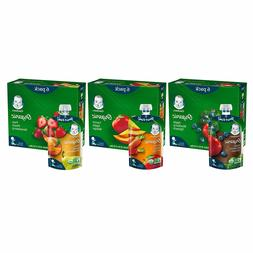 Gerber Organic 2nd Foods Variety Pack *BEST PRICE AND SERVIC