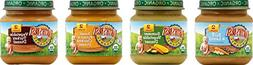 Earth's Best Organic Stage 2 Baby Food, Delicious Din Din Va