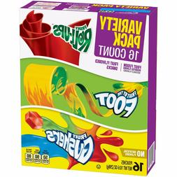 Betty Crocker Party Pack Variety Pack Fruit Roll-Ups Gushers