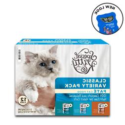 Special Kitty Pate Wet Food Classic Variety Pack, 13 oz, 12