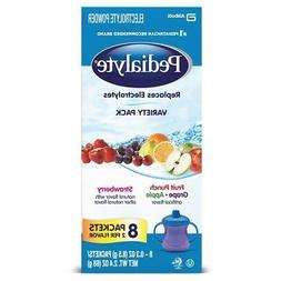 Pedialyte Oral Electrolyte Powder, 8 count
