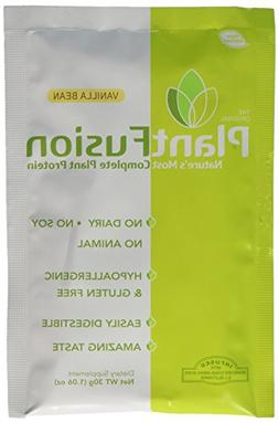 PlantFusion Complete Plant Protein, Vanilla Packets, 30 Gram