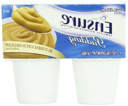 Ensure Pudding, Butterscotch Delight, 4-Ounce Cup, 48 count
