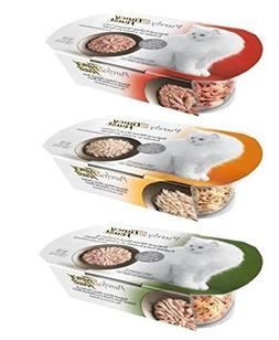 Purely Fancy Feast Complete Cat Food 3 Flavor Variety 6 Can