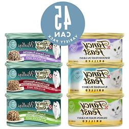 Purina Fancy Feast Seafood Collection Wet Cat Food Variety P